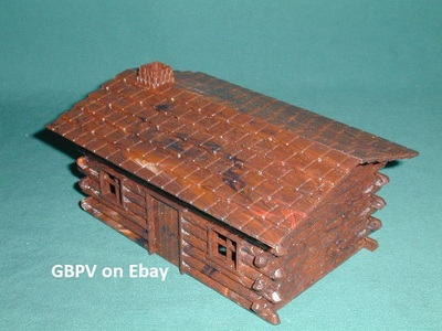 Davy crockett log cabins for Piscine davy crockett